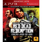 Jogo Red Dead Redemption GOTY - PS3