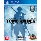 Jogo Rise Of The Tomb Raider: 20 Year Celebration - PS4