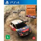 Jogo S�bastien Loeb Rally Evo - PS4