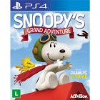 Jogo Snoopy's Grand Adventure - PS4