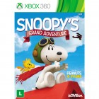 Jogo Snoopy's Grand Adventure - Xbox 360