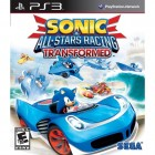Jogo Sonic All-Stars Racing Transformed - PS3