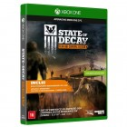 Jogo State Of Decay: Year One Survival - Day One Edition - XBOX ONE