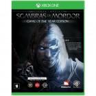 Jogo Terra-Média: Sombras de Mordor GOTY - Xbox One