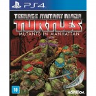 Jogo TMNT: Mutants In Manhattan - PS4