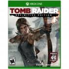 Jogo Tomb Raider: Definitive Edition - Xbox One