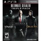 Jogo Ultimate Stealth Triple Pack -  PS3