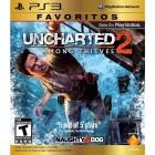 Jogo Uncharted 2 Favoritos - PS3