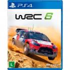 Jogo WRC 6 - PS4