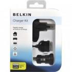 Kit Carregador Para Galaxy Tab Belkin F8M123