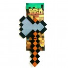 Machado do Jogo Minecraft Pedra - ZR Toys