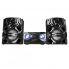 Mini System Panasonic SC-AKX660LBK Preto - CD, USB, Bluetooth, Max Juke - 1400W
