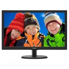 Monitor LED 21,5'' Widescreen Philips 223V5LHSB2 - Full HD