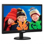 Monitor Philips LED Widescreen 21,5