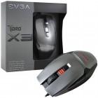 Mouse Gamer EVGA �ptico Torq X3 - 4000 DPI - Prata/Preto, Com Fio