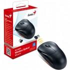 Mouse �ptico Wireless Genius NS-6000 USB, 1000DPI - Preto, Sem Fio