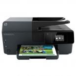 Multifuncional jato de Tinta HP Officejet Pro 6830 - Impressora, Copiadora, Fax e Scanner
