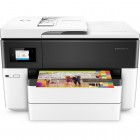 Imagem - Multifuncional Jato de Tinta Color HP OfficeJet Pro 7740 All-in-One - Duplex, Wifi, Branca