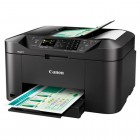 Multifuncional Jato de Tinta Colorida Canon Maxify MB2110 Preta - Wireless