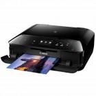 Multifuncional Jato de Tinta Colorida Canon Pixma MG5710 Preta, Wireless