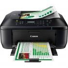 Multifuncional Jato de Tinta Colorida Canon Pixma MX471 Preta, Wireless, Fax