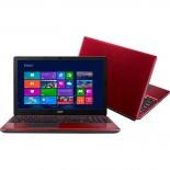 Notebook Acer E5-571-36ZV Intel Core i3, Windows 8.1, 4GB de RAM, 1TB de HD,Tela 15,6 LED HD