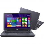 Notebook Acer E5-571-76K2 Intel Core i7, Windows 8.1, 8GB de RAM, 1TB GB de HD,Tela 15,6 LED HD