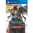 Pacote de Expans�o The Witcher 3 Wild Hunt: Blood and Wine - PS4
