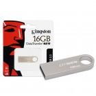 Pen Drive Kingston 16GB Datatraveler SE9 USB 2.0 Prata