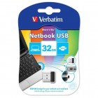 Pen Drive Nano 32GB USB Drive 2.0 - Verbatim