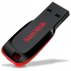 Pen Drive Sandisk Cruzer Blade 64GB USB 2.0 Flash Drive SDCZ50-064G-B35
