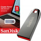 Pen Drive Sandisk Cruzer Force 8GB USB 2.0 Flash Drive SDCZ71-008G-B35