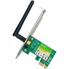 Placa De Rede Wireless N TP-Link TL-WN781ND PCI 150 Mbps, 2.4 GHz, 1 Antena de 2 dBi - TL-WN781ND