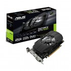 Placa De Vídeo Asus Geforce PH-GTX1050-2G GTX 1050, 2GB, DDR5, 128 Bits