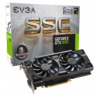 Placa De Vídeo EVGA Geforce 02G-P4-6154-KR GTX 1050 SSC Gaming Acx 3.0, 2GB, DDR5, 128 Bits