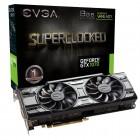 Placa De Vídeo EVGA Geforce 08G-P4-5173-KR GTX 1070 Sc Gaming Black Edition, 8GB, DDR5, 256 Bits