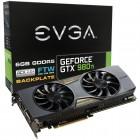 Placa de Vídeo EVGA Geforce Entusiasta Nvidia 06G-P4-4996-KR GTX 980 Ti, 6GB, DDR5, 384Bits