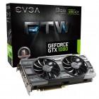 Placa De Vídeo EVGA Geforce GTX 1080, FTW Gaming Acx 3.0, 8GB, DDR5, 256Bits