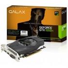 Placa de Vídeo Galax Geforce Entusiasta Nvidia 50IQH8DSN8OC GTX 1050 OC TI, 4GB, DDR5, 128Bits