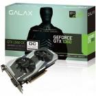 Placa de Vídeo Galax Geforce Entusiasta Nvidia 60NRH7DSL9OC GTX 1060 OC, 6GB, DDR5, 192Bits