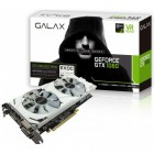 Placa de Vídeo Galax Geforce Entusiasta Nvidia 60NRH7DVM3VW GTX 1060 White, 6GB, DDR5, 192Bits