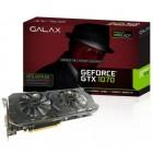 Placa De Vídeo Galax Geforce GTX 1070 EX 8GB, DDR5, 256Bits