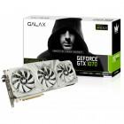 Placa De Vídeo Galax Geforce GTX 1070, HOF 8GB, DDR5, 256Bits