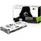Placa De Vídeo Galax Geforce GTX 1080, EX OC Sniper White, 8GB, DDR5, 256Bits