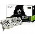 Placa De Vídeo Galax Geforce GTX 1080, HOF, 8GB, DDR5X, 256Bits