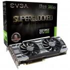 Placa de V�deo GeForce EVGA Entusiasta Nvidia 08G-P4-6183-KR GTX 1080 SC, 8GB, GDDR5X, 256Bits