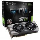 Placa de V�deo GeForce EVGA Entusiasta Nvidia 08G-P4-6274-KR GTX 1070 FTW DT, 8GB, GDDR5, 256Bits