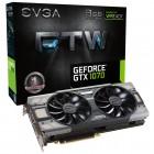 Placa de V�deo GeForce EVGA Entusiasta Nvidia 08G-P4-6276-KR GTX 1070 FTW, 8GB, DDR5, 256Bits