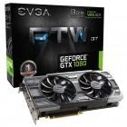 Placa de V�deo GeForce EVGA Entusiasta Nvidia 08G-P4-6284-KR GTX 1080 FTW DT, 8GB, GDDR5X, 256Bits