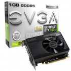 Placa de V�deo GeForce EVGA Performance Nvidia 01G-P4-3752-KR GTX 750Ti, 1GB, DDR5, 128Bits